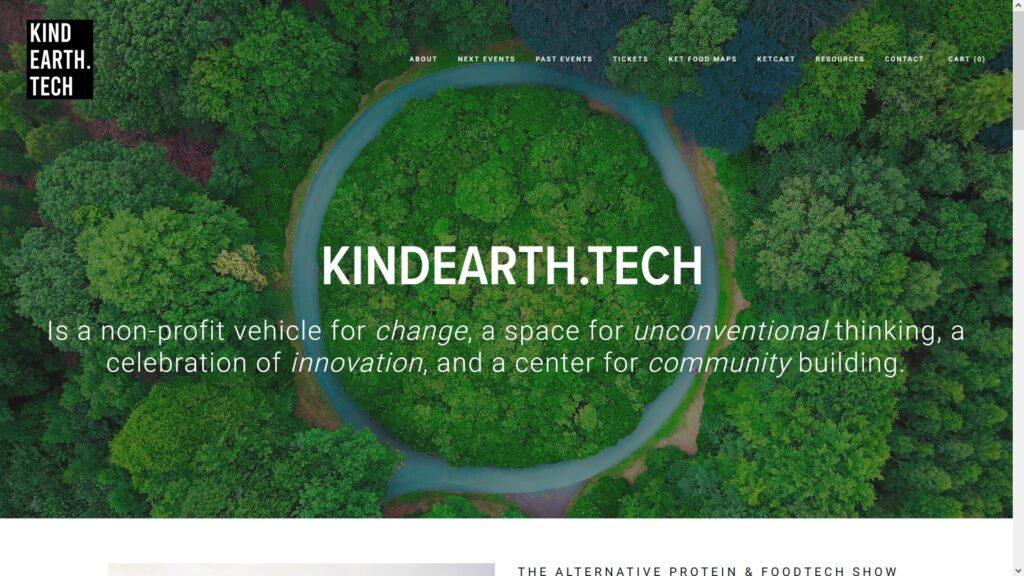 KindEarth.Tech - Squarespace